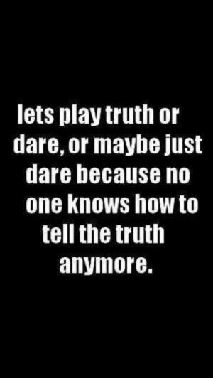 Liars I hate them