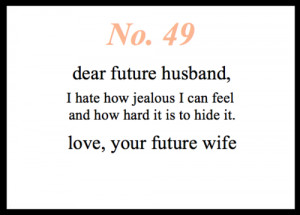 Husband Quotes Tumblr Notes to my future husband
