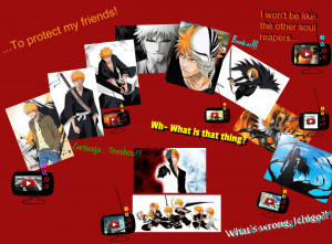 Related image with Bleach Ichigo Quotes