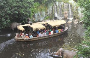 Jungle Cruise Disney Christmas overlay