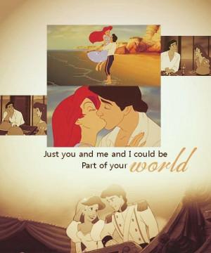 Ariel & Eric Love
