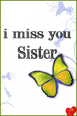 Miss You Sister