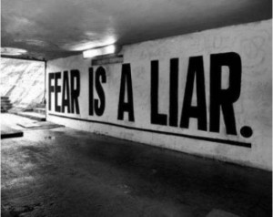 ... to An Exercise in Letting Go of Fear in Eating Disorder Recovery