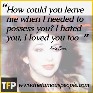 Kate Bush Biography