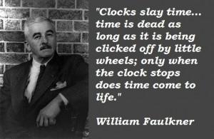 William faulkner famous quotes 2