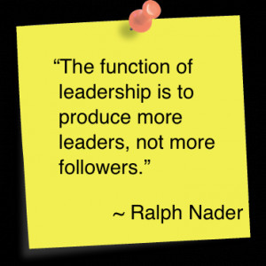 BIBLE QUOTES ABOUT LEADERSHIP