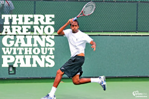 ... Gains Without Pains Ram Ingniting the Courts from Wimbledon to Newport