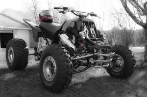 Yamaha Banshee - Best ATV ever made!