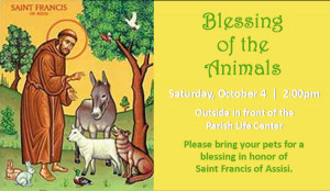 blessing ofthe animals quot