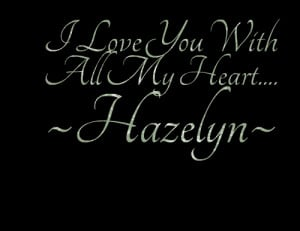 Love You With All My Heart Quotes Quotes picture: i love you