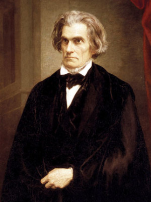 john c calhoun and the problem John c calhoun was an american politician who served as the 7th vice president of the united states, from 1824 to 1832 this biography of john c calhoun provides detailed information about his childhood, life, achievements, works & timeline.