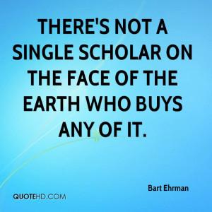 Bart Ehrman Quotes