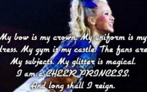Flyer Cheerleading Quotes And Sayings