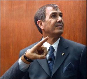 Panayiotis Zavos en una imagen tomada en 2001 AFP