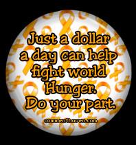 Fight World Hunger Image
