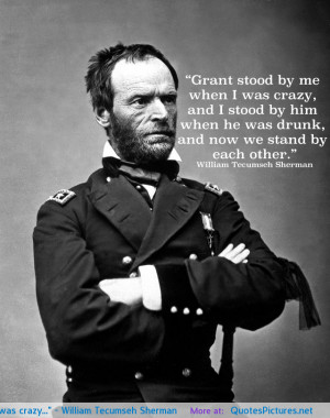 Tecumseh Sherman motivational inspirational love life quotes sayings ...