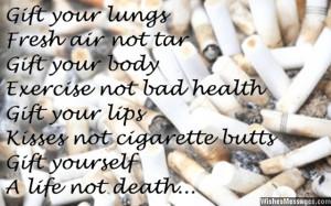 ... to Quit Smoking: Inspirational Anti-Smoking Messages for Smokers