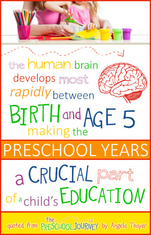Preschool Quotes The preschool journey ebook