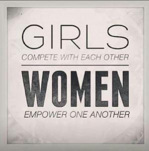 women empower quoteThe Women, Girls Generation, Women Empowering ...