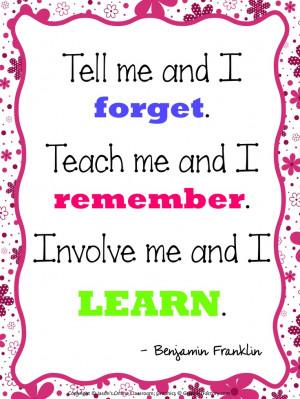 franklin board of education pdf