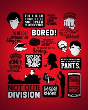 ... Ideas, Sherlock Shirts, Sherred Locks, Sherlock Quotes, Sherlock Gift