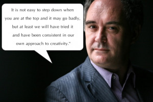 Ferran Adria on El Bulli Quotes To Live By, According To Chefs