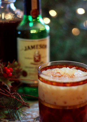 Best of Holiday Cocktails including Eggnog with Kahlua and Jameson ...
