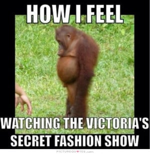 Victoria Secret Fashion Show After Watching Me Funny