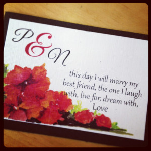 Photo Gallery of the Wedding Invitation Quotes Ideas