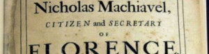 Niccolo Machiavelli The Art Of War Quotes The municipal machiavelli
