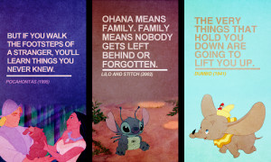 Disney Movie Quotes - the-golden-trio-char-jezzi-and-anj Photo