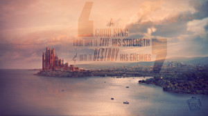 game of thrones quote wallpaper by chadski51 fan art wallpaper movies ...