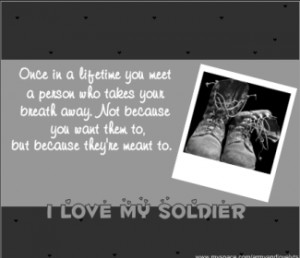 All Graphics » I love my soldier