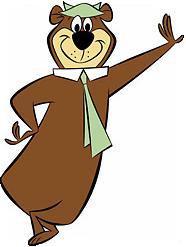 Smarter-dressed than the av-a-rage bear!