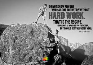 Hard work! #Quote #Sport #Positive #Motivation