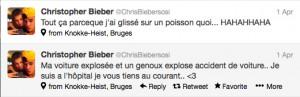 Chris Bieber Accident Voiture