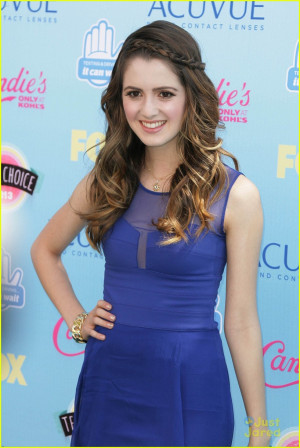 ... laura marano presenting tcas 2015 exclusive quote 03 - Photo Gallery