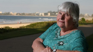 Pat Travers who was robbed after winning on the pokies at Tugun