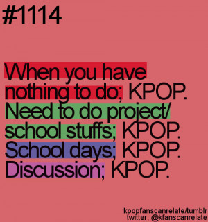 Related Pictures kpop fangirl on tumblr