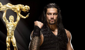 Roman Reigns has won the What a Maneuver (Spear) Award