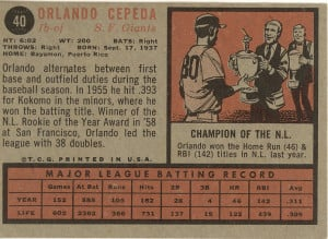Another 1962 Topps. Will the competition for these rise with the ...