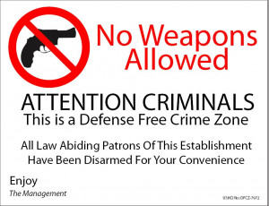 Top Threats To Our Ohio Gun Rights for 2012