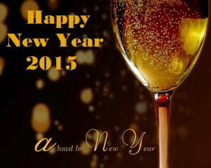 Happy New Year 2015 Famous Quotes Sayings for Friends