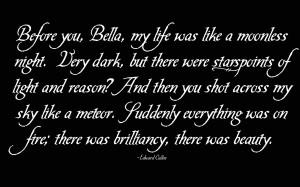 Edward quote Twilight by ElizabethTY