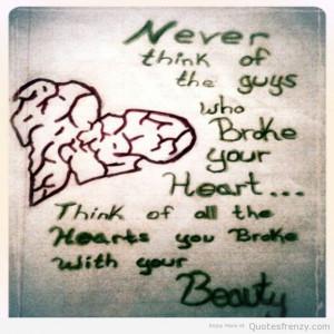 love heartbroken beauty encouragement selfesteem relationship Quotes