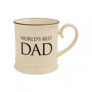 Home - Fairmont and Main - Quips & Quotes Mug World's Best Dad