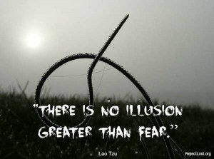 quotes to overcome fear