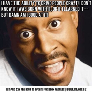 Martin Lawrence Funny Quotes