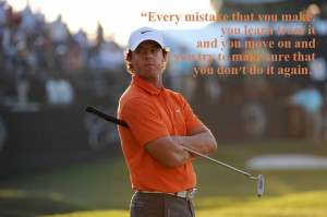 Rory McIlroy Quotes - Inspirations.in