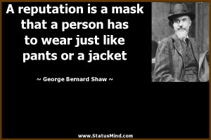 Wear a Mask Quote